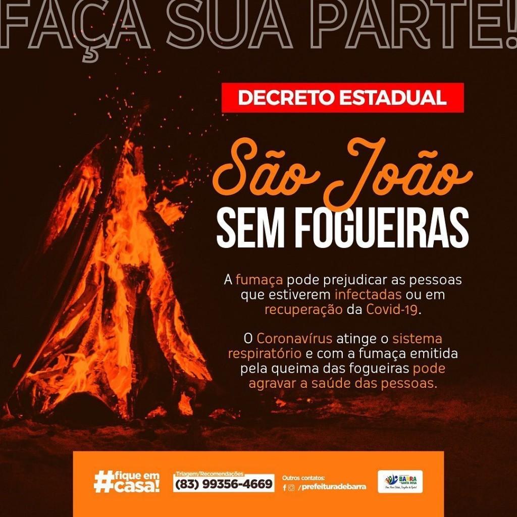 São João sem Fogueiras