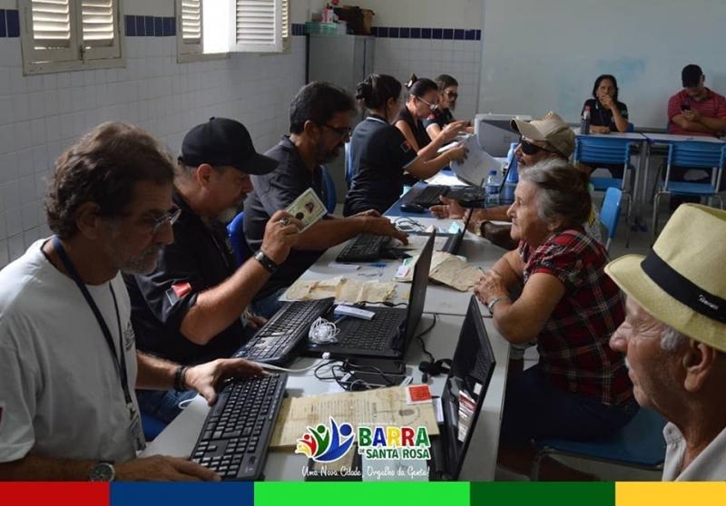 Foram Produzidos 1.012 documentos gratuitamente pelo programa cidadão em nosso município