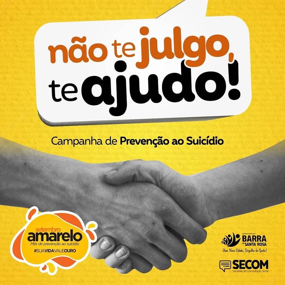 SECOM começa a Campanha de Prevenção ao Suicídio