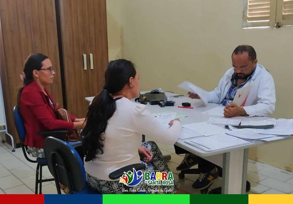 Atendimento de mais um novo especialista no município: Endocrinologista
