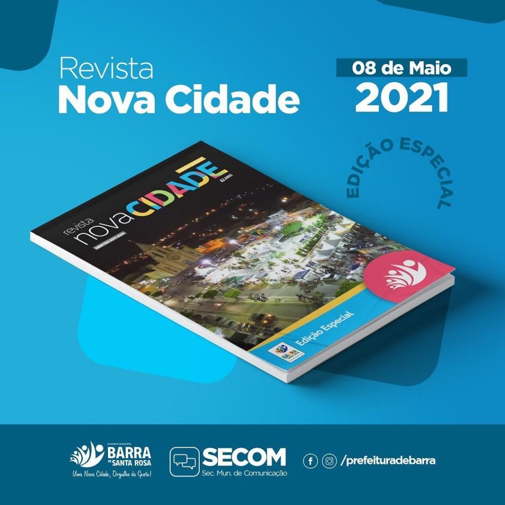 Revista Digital NOVA CIDADE!