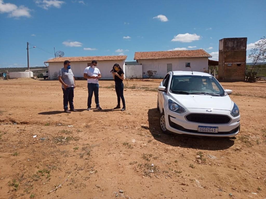 Representante do Serviço de Inseção Estadual visitou o município nesta quinta (22)